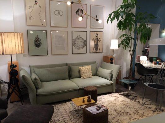 Linn Akurate system bij design Furniture Store Mobilia Amsterdam